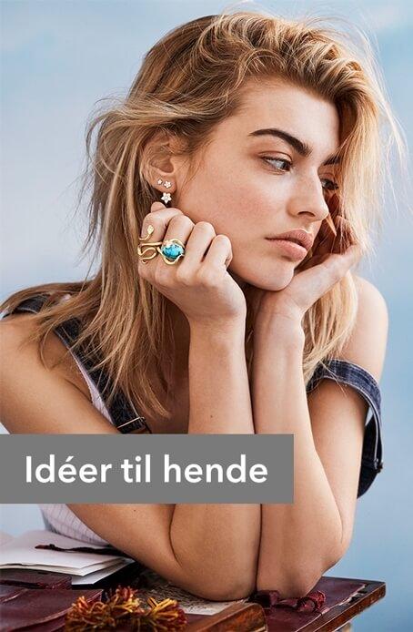 smykker, idéer til hende, hvitfeldt smykker og ure, armbånd, halskæde, øreringe,